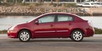 2010 Nissan Sentra S, SR, SL, SE-R Spec-V Review