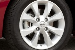 Picture of 2011 Nissan Sentra SL Sedan Rim