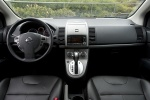 Picture of 2011 Nissan Sentra SL Sedan Cockpit in Charcoal