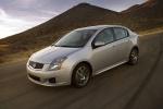 Picture of 2011 Nissan Sentra SE-R in Brilliant Silver Metallic