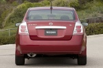 Picture of 2011 Nissan Sentra SL Sedan in Red Brick Pearl