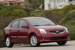 Picture of 2011 Nissan Sentra SL Sedan in Red Brick Pearl