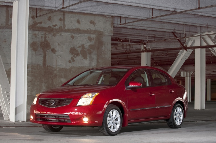 2012 nissan sentra sl sedan picture pic image. Black Bedroom Furniture Sets. Home Design Ideas