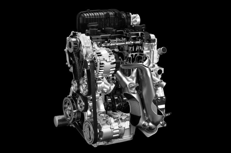 2012 Nissan Sentra SE-R 2.5-liter Inline-4 Engine Picture