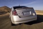 Picture of 2012 Nissan Sentra SE-R in Brilliant Silver