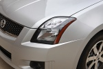 Picture of 2012 Nissan Sentra SR Special Edition Sedan Headlight
