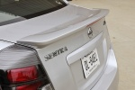 Picture of 2012 Nissan Sentra SR Special Edition Sedan Rear Spoiler
