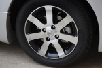 Picture of 2012 Nissan Sentra SR Special Edition Sedan Rim