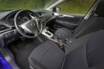 Picture of 2013 Nissan Sentra SR Front Seats