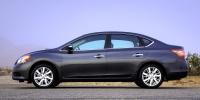 2013 Nissan Sentra S, SV, SR, SL, FE+ Pictures