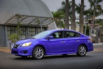 Picture of 2014 Nissan Sentra SR in Metallic Blue