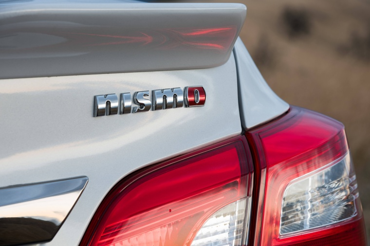 2017 Nissan Sentra NISMO Tail Light