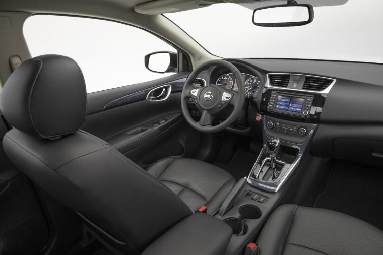 2017 Nissan Sentra Interior Picture