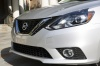 2017 Nissan Sentra SR Turbo Headlight Picture