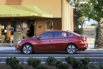 2017 Nissan Sentra SL in Cayenne Red Pearl Metallic - Static Side View