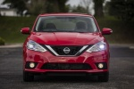 2017 Nissan Sentra SR Turbo in Red Alert - Static Frontal View
