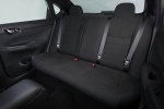 Picture of 2017 Nissan Sentra NISMO Rear Seats