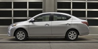 2012 Nissan Versa S, SV, SL Review