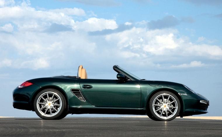 2011 Porsche Boxster Picture