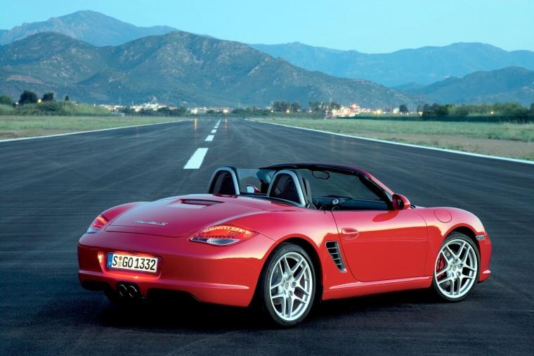 2011 Porsche Boxster S Picture