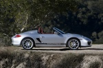 Picture of 2011 Porsche Boxster Spyder in Arctic Silver Metallic