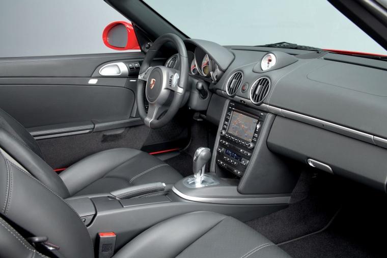 2012 Porsche Boxster S Interior Picture