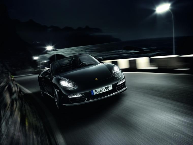 2012 Porsche Boxster S Black Edition Picture