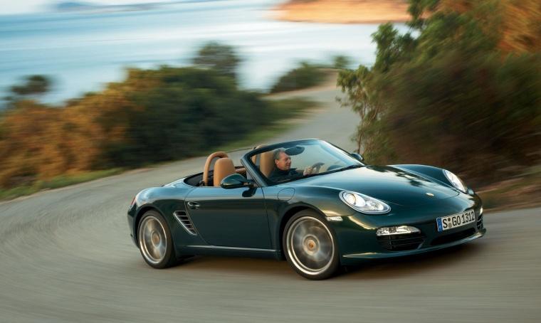 2012 Porsche Boxster Picture