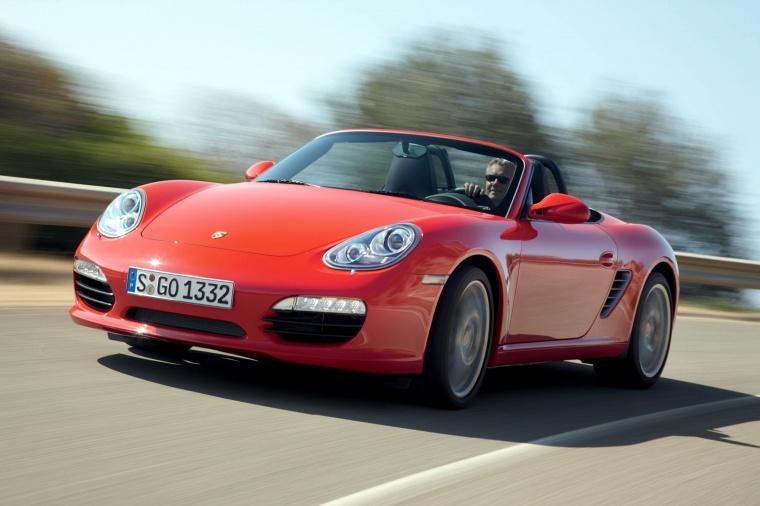 2012 Porsche Boxster S Picture