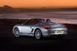 Picture of 2012 Porsche Boxster Spyder in Arctic Silver Metallic