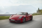 Picture of 2018 Porsche 718 Boxster GTS in Carmine Red