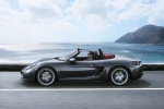2018 Porsche 718 Boxster in Agate Gray Metallic - Driving Side View