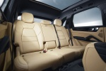 Picture of a 2019 Porsche Cayenne AWD's Rear Seats