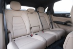2019 Porsche Cayenne S AWD Rear Seats