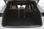 Picture of a 2019 Porsche Cayenne S AWD's Trunk with Rear Seat Folded