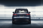 2019 Porsche Cayenne AWD in Biscay Blue Metallic - Static Rear View