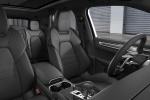 Picture of a 2019 Porsche Cayenne Turbo AWD's Front Seats