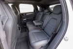 Picture of a 2019 Porsche Cayenne Turbo AWD's Rear Seats
