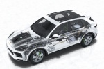 Picture of a 2019 Porsche Cayenne e-Hybrid AWD's Technology