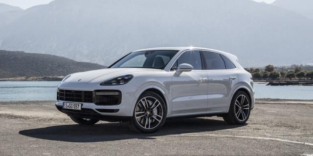 Research the 2019 Porsche Cayenne