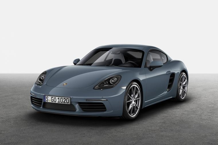 2018 Porsche 718 Cayman Picture