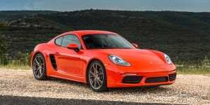 2018 Porsche Cayman Reviews / Specs / Pictures / Prices