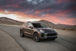 Picture of 2016 Porsche Macan Turbo in Agate Gray Metallic