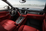 Picture of 2016 Porsche Macan Turbo Interior