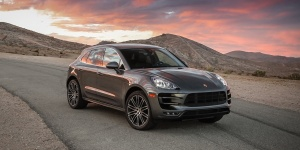 Research the 2016 Porsche Macan