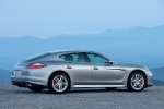 Picture of 2010 Porsche Panamera Turbo in GT Silver Metallic