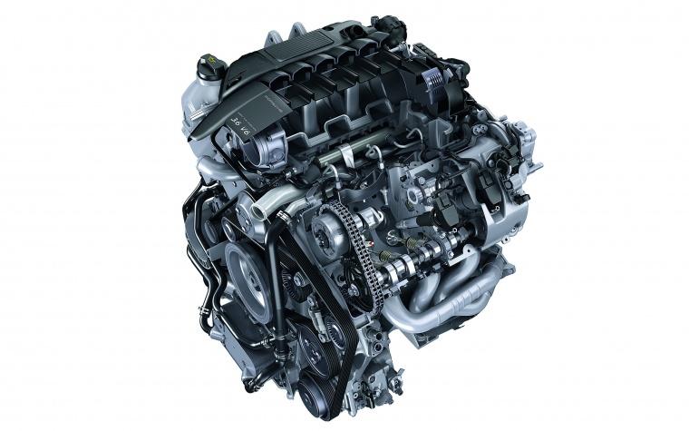 2011 Porsche Panamera 3.6-liter V6 Engine Picture