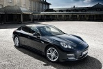 Picture of 2012 Porsche Panamera 4 in Basalt Black Metallic