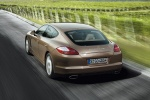 Picture of 2012 Porsche Panamera 4 in Topaz Brown Metallic