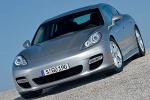 Picture of 2012 Porsche Panamera Turbo in GT Silver Metallic